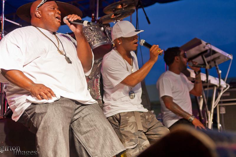 Soul Food Festival 2011 - Dru Hill
