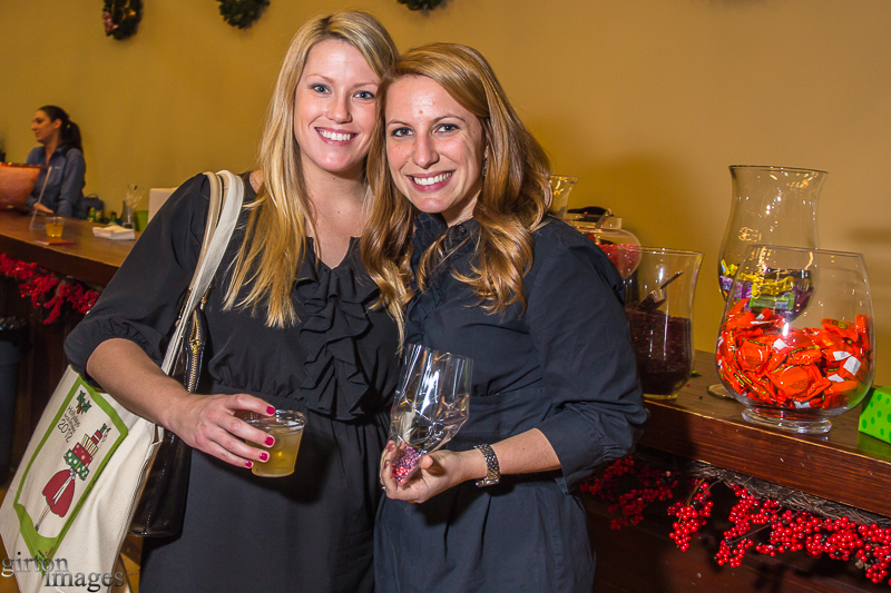 Two of my former co-workers, Jenny Goodman and Sarah Neff, participated in the fun.