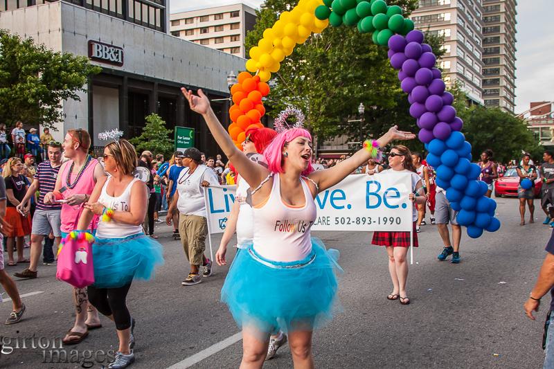 2013 Pride Parade by Tim Girton