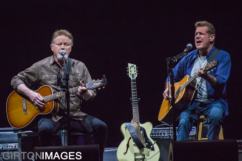 The Eagles at the KFC Yum! Center by Tim Girton
