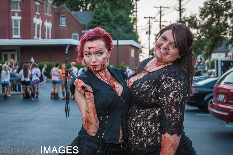9th Annual Louisville Zombie Attack by Tim Girton