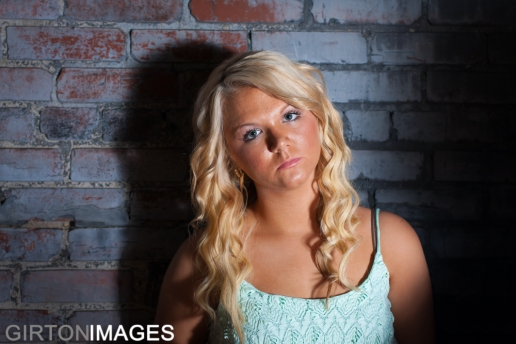 Brandie's Senior Portraits by Tim Girton