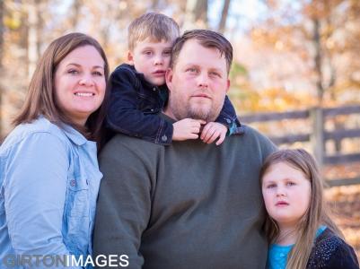 McDaniel Family by Tim Girton