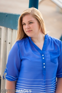 Kelsie Heuser Senior Portraits by Tim Girton