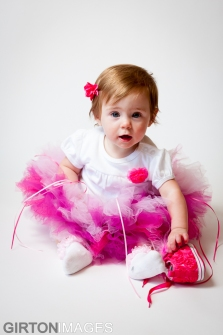 Gracen's First Birthday by Tim Girton