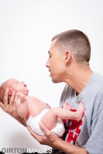 Newborn Greysen by Tim Girton