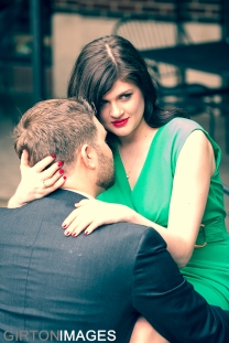 Adam and Brittany's Engagement by Tim Girton
