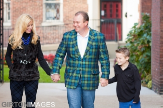 The Newton Family Photoshoot by Tim Girton