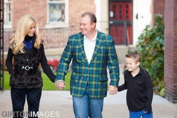 The Newton Family Photoshoot by Tim Girton