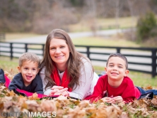 Alyson Pacheco and Family by Tim Girton
