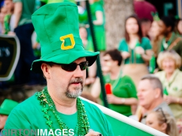 St Patrick's Day Parade by Tim Girton