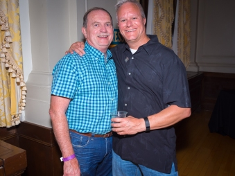 Mike Croghan and Bob Ferland.