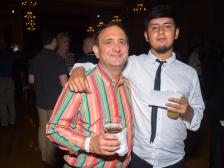 Mark Baridon and Axel Nava-Sanchez.