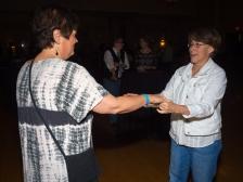 Carolyn Fust and Patricia Van Houten.