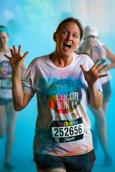 Color Run 2016 by Tim Girton
