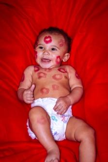 Xavier's Valentine's Day by Tim Girton