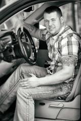 Cory Coots Senior Photos by Tim Girton