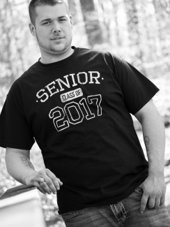 Cory Coots Senior Photos by Tim Girton
