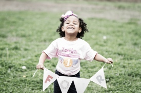 Tonika's 4th Birthday by Tim Girton