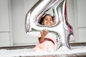 Tonika's 4th Birthday by Tim Girton