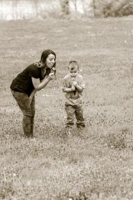 Whitney and Jackxon Family Photos by Tim Girton