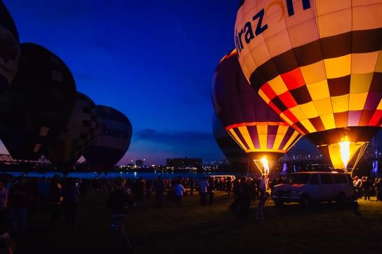 Balloon Glimmer by Tim Girton