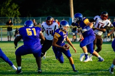 PRP at Valley Football by Tim Girton
