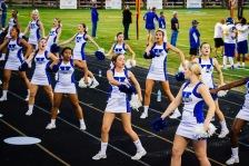 Valley at Fairdale Football by Tim Girton