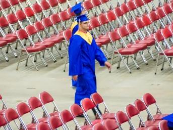 Valley Graduation Ceremony by Tim Girton