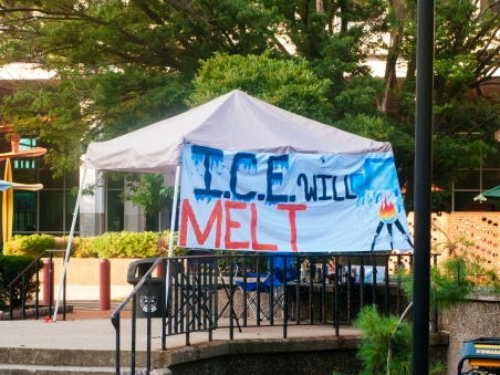 Occupy ICE by Tim Birton